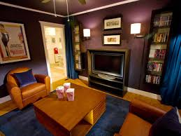 100 Interior Design Tips For Small Spaces Media Room Ideas Pictures Options Advice HGTV