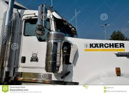 Kenworth KW Semi Truck Editorial Stock Photo. Image Of Exhaust ...