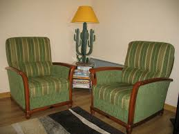 canapé jacques leleu achetez 2 superbes fauteuils quasi neuf annonce vente à grenoble