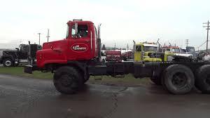 100 Northeastern Trucks Mack DMM 2014 ATCA Penn Classic Truck Show YouTube