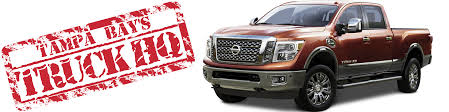 100 Nisson Trucks New Nissan For Sale In Tampa 2018 Nissan Frontier And Titan
