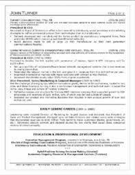 Fascinating Sample Resume For Executive Mba With Update Rh Danaya Us
