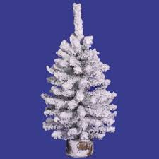 Unlit Artificial Christmas Trees Kmart by Vickerman 12