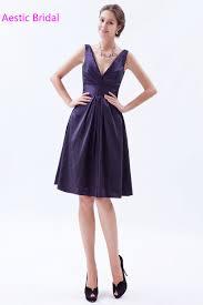 deep purple bridesmaid dress promotion shop for promotional deep
