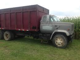 100 Silage Trucks GMC GreyBurg Truck 19 Stewart Farms MI