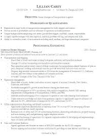 Good Examples Of A Resume Great Example Resumes Objective Out Darkness For