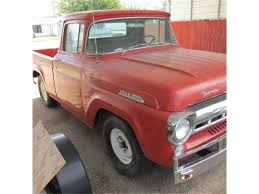 100 1957 Ford Truck F100 For Sale ClassicCarscom CC1174786