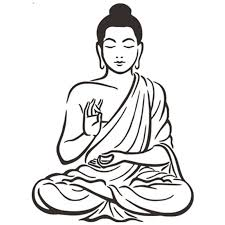 Buddhist Culture Murals Buddha 3d Wall Stickers Home Living Room Bedroom Decoration Removable Vinyl Wallpaper Free Shipping In From