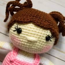 The Friendly Molly Crochet dolls Crochet and Dolls