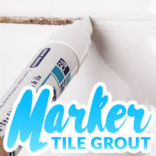 qoo10 household essencial tile grout marker made in korea