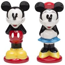 Mickey And Minnie Mouse Bath Decor by Amazon Com Zak Designs Disney Mickey And Minnie Mouse Ceramic