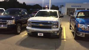 2014 Chevy Silverado-LT 4 Door | 2 Wheel Drive Pickup Truck - YouTube
