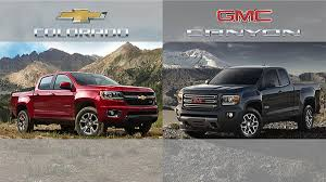 Chevy Colorado And GMC Canyon V6 Get Impressive Combined 21 MPG 2016 Gmc Canyon Chosen Best Midsize Truck Of The Year By Carscom And Chevy Slim Down Their Trucks 2015 Slt 4wd Sams Thoughts Good Things Come In Small Packages Is Ram Also Considering A Midsize Pickup Truck Revival Carbuzz Pressroom United States Diesel First Drive Review Car Driver Unveils 2017 All Terrain X New Features For Rest Its Decked Midsize Bed Storage System Hebbronville New Vehicles Sale 2018 Crew Cab Roseburg G18084