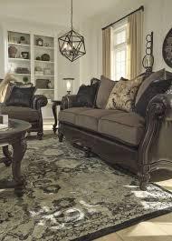Claremore Antique Sofa And Loveseat by Winnsboro Durablend Vintage Sofa U0026 Loveseat S U0026s Furniture Inc