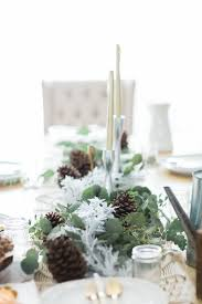 Our Farmhouse Style Winter Wonderland Holiday Party Click Through For All Of The Gorgeous Details