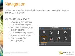 IVG Driver Training Navigation Services. - Ppt Download Smart Truck Technology Dunbar Armored How Can We Help Mapquest Use Maps On Your Iphone Ipad Or Ipod Touch Apple Support Google Routes Free Popular Missoula National Highway 13 Road Map Solapur To Mangalore Nyc Dot Trucks And Commercial Vehicles Best Driving Directions Online The Outer Banks Transportation Fraser Surrey Docks