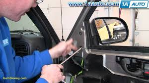 100 Truck Mirror Replacement Chevy S10 Side Lovely Diy Guide To Replacing A