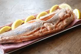 comment cuisiner un saumon entier saumon avec la poissoniere tupperware les recettes faciles de lili