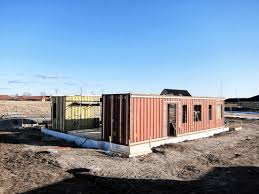100 Recycled Container Housing Upcycle House Increasing Building Performance UrbanNext