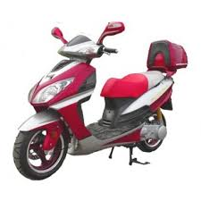 Vitacci Eagle 150cc Scooter Red