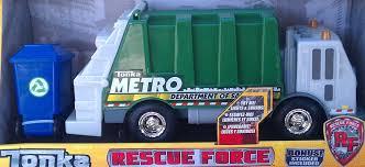 100 Sanitation Truck Amazoncom Tonka Lights Sound Rescue Force Metro
