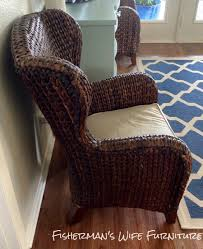 Pottery Barn Seagrass Club Chair by Chairs Fisherman S Wife Furniture Arresting Pottery Barn