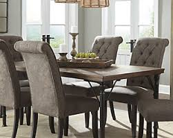 Large Tripton Dining Room Table Rollover