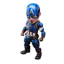 Beast Kingdom Egg Attack Captain America Age Of Ultron