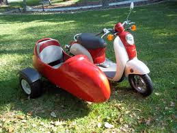 Keltic Sidecars Manufacturing For Scooters From 50 Cc Up To 600cc