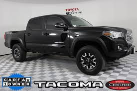 100 Santa Fe Truck Certified PreOwned 2016 Toyota Tacoma TRD Off Road In
