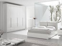 High End Contemporary Bedroom Furniture White