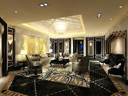 fancy living room black dining suite design for dining space and