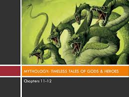 1 Chapters 11 12 MYTHOLOGY TIMELESS TALES OF GODS HEROES