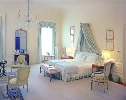 100 White House Master Bedroom Rooms You Wont See On The Tour Architectural Digest