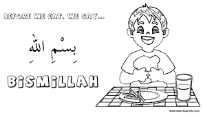 Coloring Download Muslim Pages Printable Islam For Parents Free Colour In Pictures