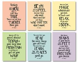 Motivational Dr Seuss Quote Poster Download By SunnyRainFactory