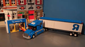 100 Toys R Us Trucks Lego 7848 Truck Eview City YouTube