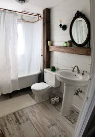 Small Rustic Bathroom Ideas by Best 25 Country Style Bathrooms Ideas On Pinterest Country