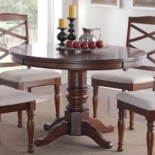 BM171284 Round Wooden Dining Table With Sturdy Base Brown Piece Ding Set Light Chairs Red And Table Wicker Rooms Cream Upholstered Padded Kitchen With Amazoncom Solid Oak Room Of 2 Sturdy 7 Woodespresso Fniture What Is The Best Place To Buy Cheap But Sturdy Fniture Wooden Kids And Eertainment Chairs White Mcmola Case 50kitchen Side Better Homes Gardens Maddox Crossing Chair Brown Details About Of Wood Black Traditional Wing Back Ash Barley Velvet Fabric Parson Room Table 4 In Ch5 4wl Connahs Quay For