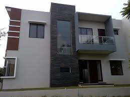 100 Outer House Design Stone Wall And Cream Wall Exterior Wall For Can Be