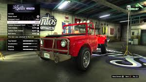 GTAV Online: Trevors Truck Customization - YouTube Mounted Horns Truck Bull Bars Grille Guards Push Protection Devices Or Posers 12v 115db Electric Air Horn Raging Sound Super Loud Car How To Build The Ultimate Bar Vintage Bullsteer Taxidermy Wall Haing United Pacific Industries Commercial Truck Division Silverback Chrome Stacks Curve 8 Od 5 Chevy Pickup Truck Superfly Autos Commits Suicide After Spanish Men Light Its Horns On Fire 12 Volt 4x4 Suv Cow Kit Farm I Couldnt Get A Better Picture But They Have Bull Jeep Wrangler Jk Rubicon With Your Pinterest Likes