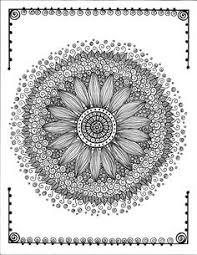 Zen Mandalas To Relax And Meditate Adult Coloring Book Deborah Muller Chubby Mermaid