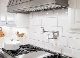 vapor glass subway tile kitchen backsplash vertical installation