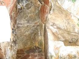 rock waterfall shower picture of madonna inn san luis obispo