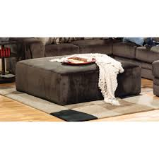 Conns Living Room Furniture Sets by Everest Living Room Ottoman Cocktail 437728 Transitional