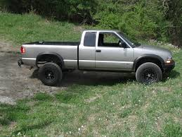Chevrolet S-10 Questions - Does My 2003 Zr2 Have The Off Road ...