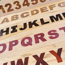 Multiple Layer Inlay Stencils Wood Inlays Made Easy Tarter