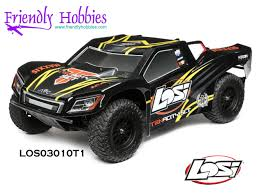 100 Losi Trucks 110 TENACITY SCT 4WD RTR With AVC Orange Or BlackYellow