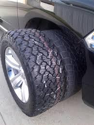 305/50/20's Anyone - DodgeTalk : Dodge Car Forums, Dodge Truck ...