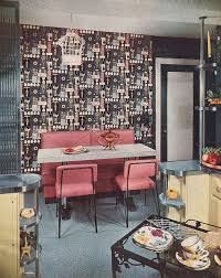 1953 Pink Dinette By American Vintage Home